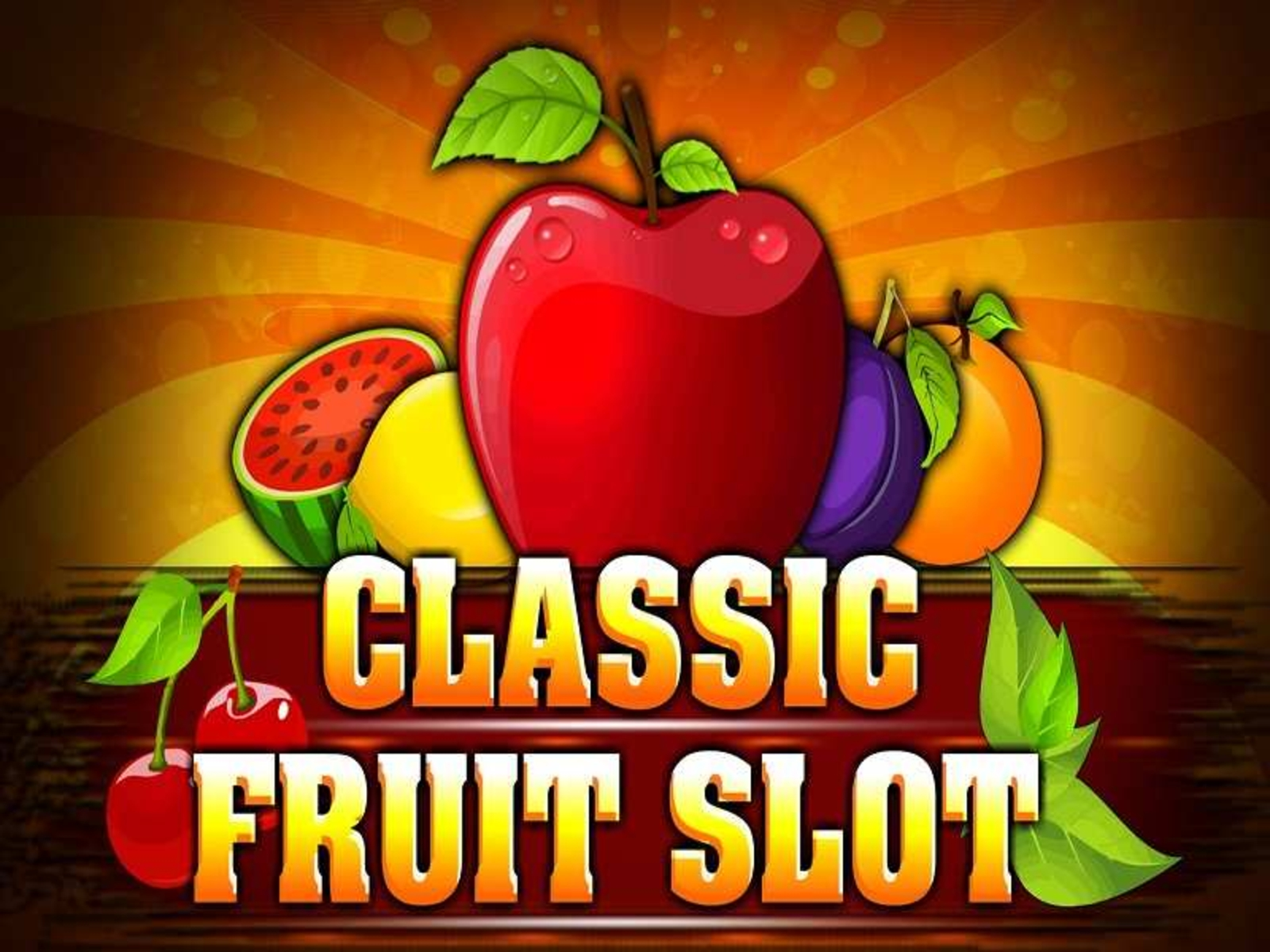 The Classic Fruit Online Slot Demo Game by 1x2 Gaming