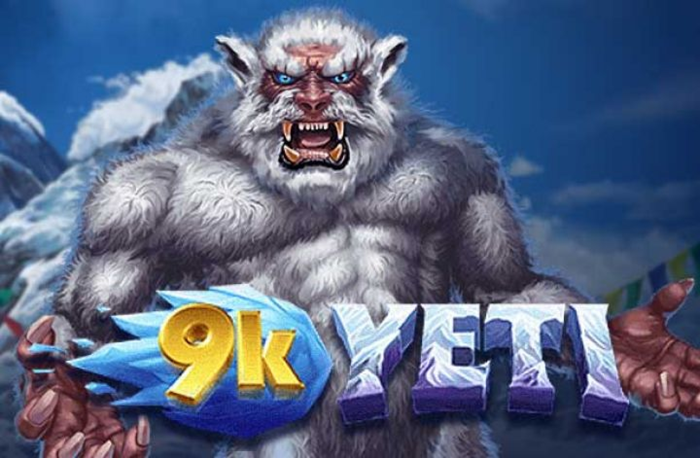 The 9K Yeti Online Slot Demo Game by 4ThePlayer