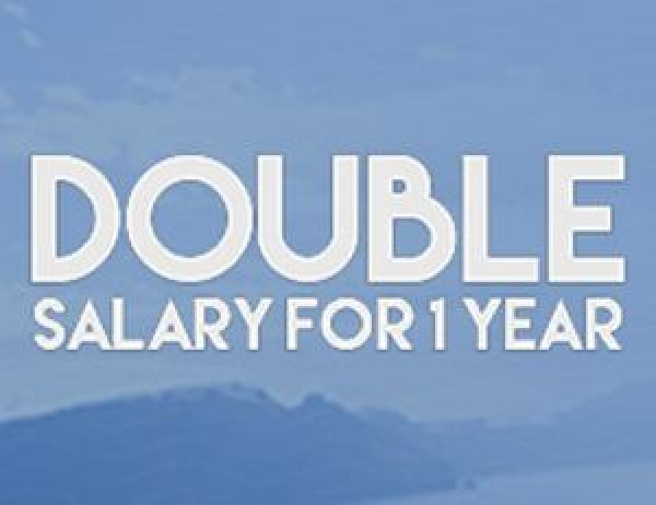 The Double Salary For 1 Year Online Slot Demo Game by Hacksaw Gaming