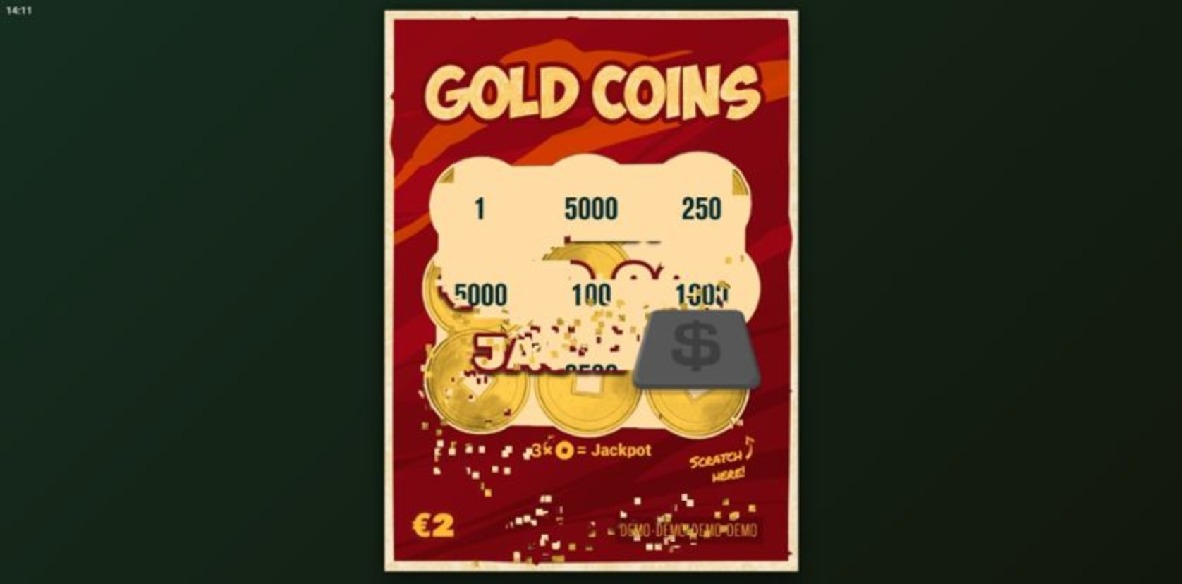 The Gold Coins Online Slot Demo Game by Hacksaw Gaming