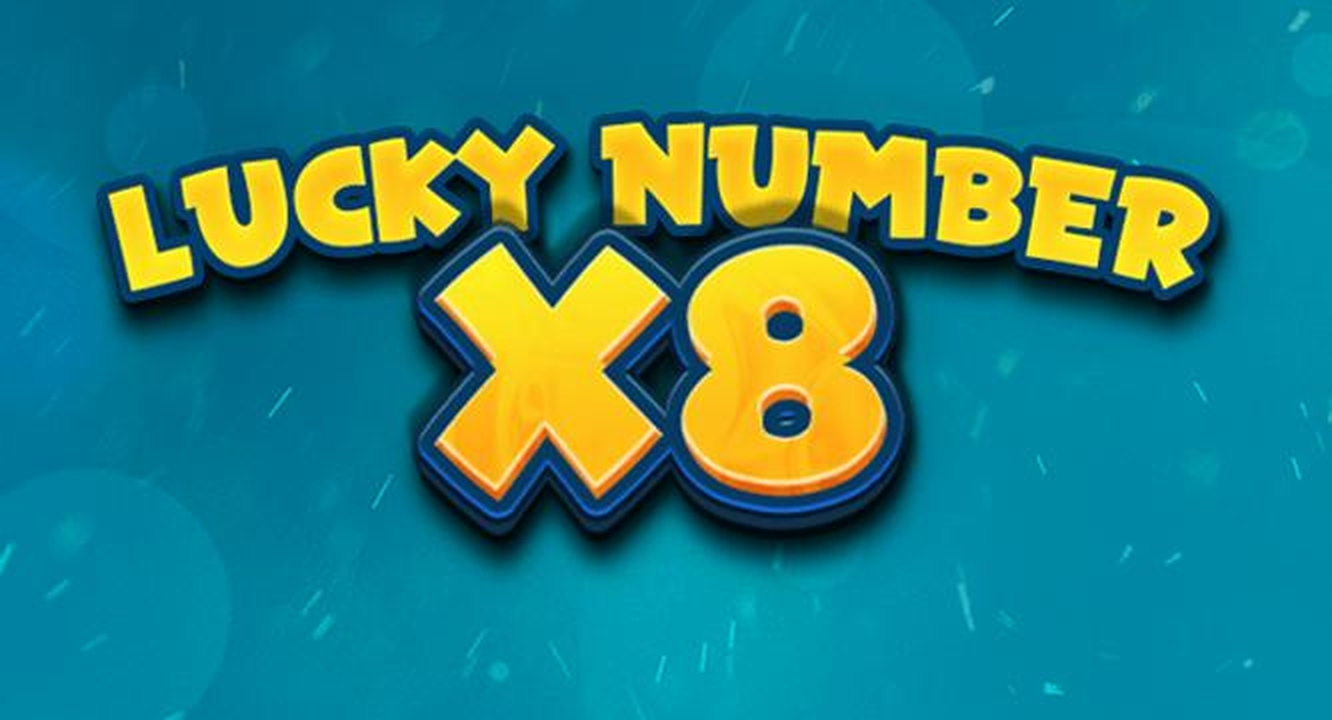 The Lucky Number x8 Online Slot Demo Game by Hacksaw Gaming
