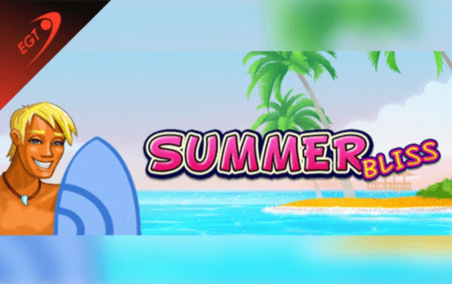 The Total Summer Bliss Online Slot Demo Game by Lady Luck Games