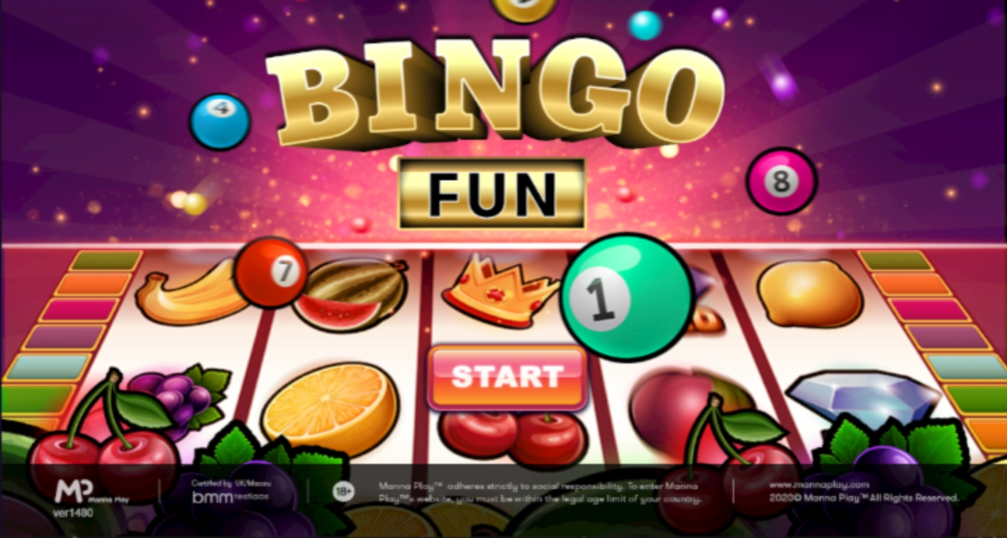 The Bingo Fun Online Slot Demo Game by Manna Play