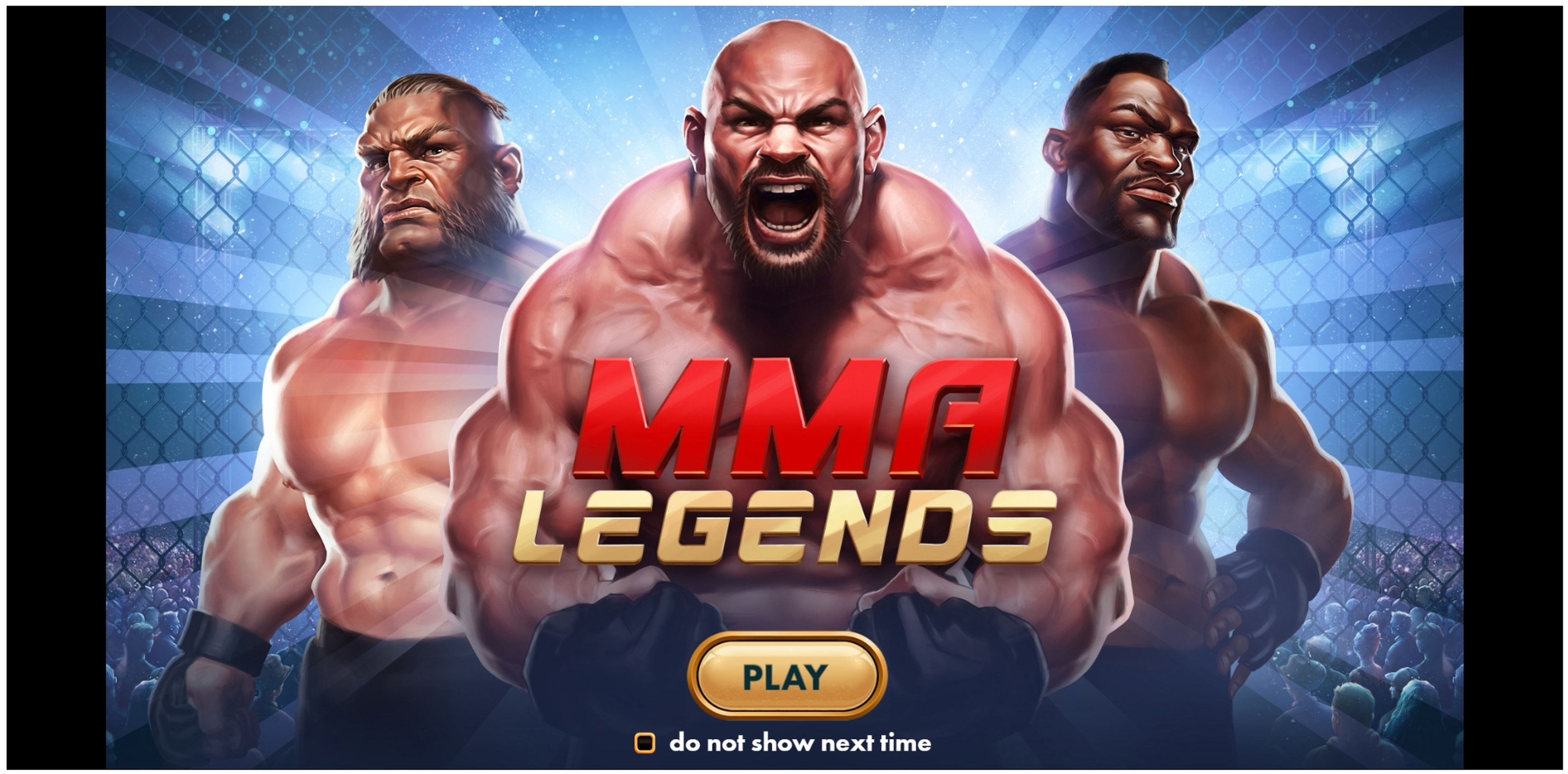 Play MMA Legends Free Casino Slot Game by NetGame