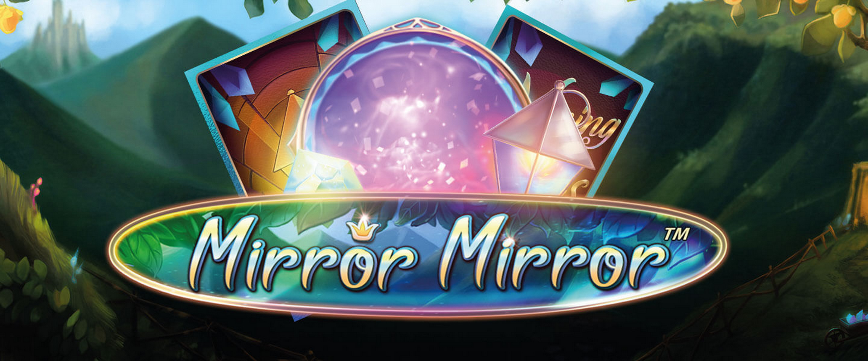 Reels in Mirror Mirror (Playreels) Slot Game by Playreels