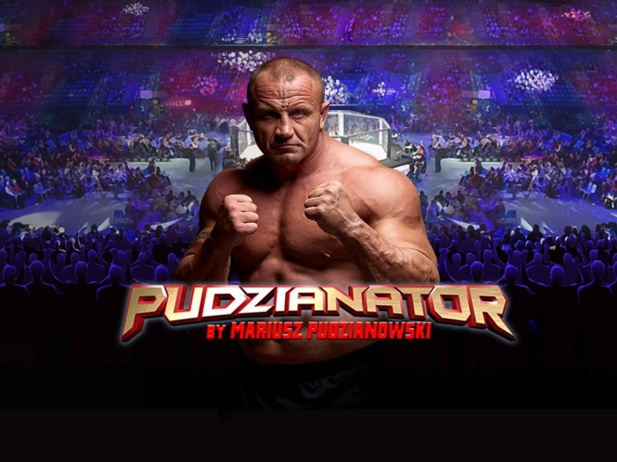 The Pudzianator Online Slot Demo Game by Promatic Games