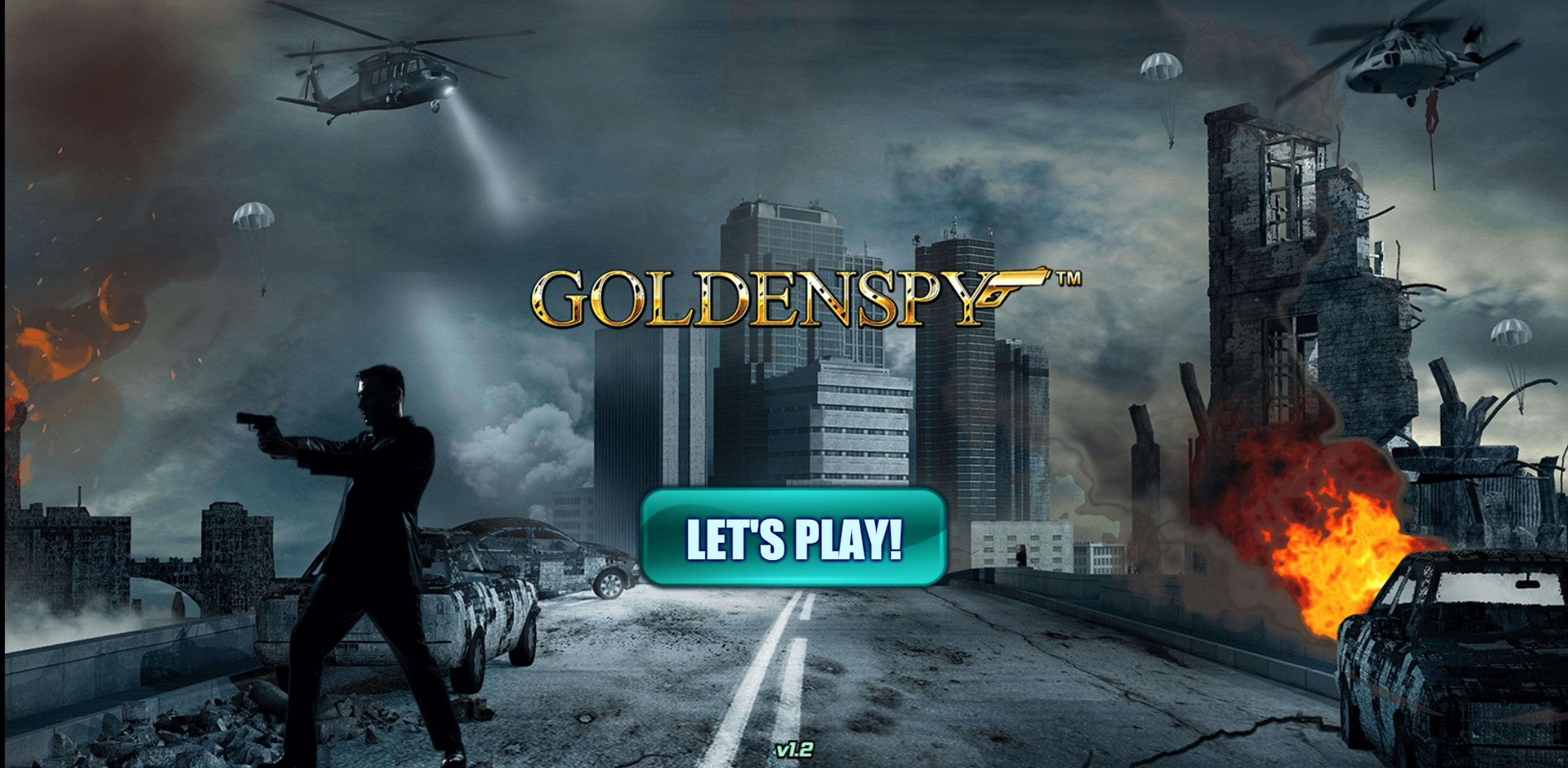 Play Golden Spy Free Casino Slot Game by Allbet Gaming