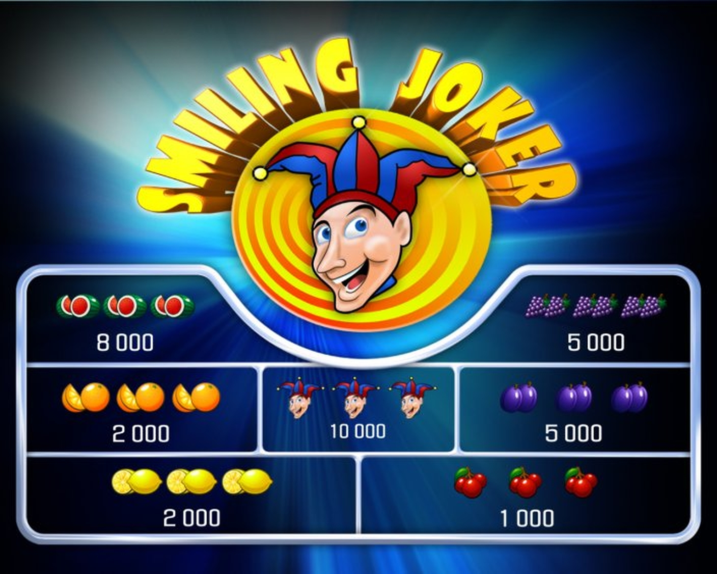 The Smiling Joker 2 Online Slot Demo Game by Apollo Games
