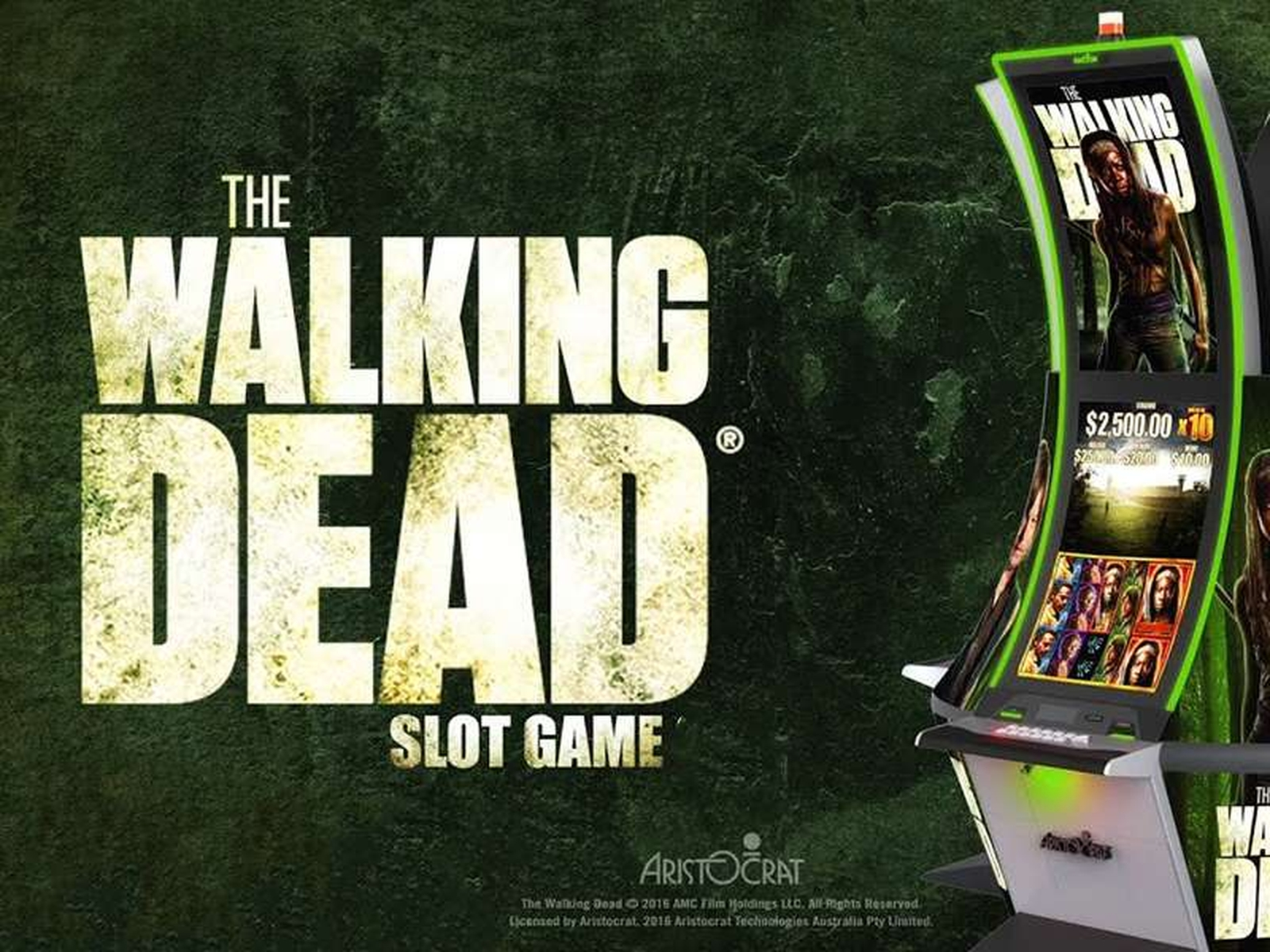 The The Walking Dead Online Slot Demo Game by Aristocrat