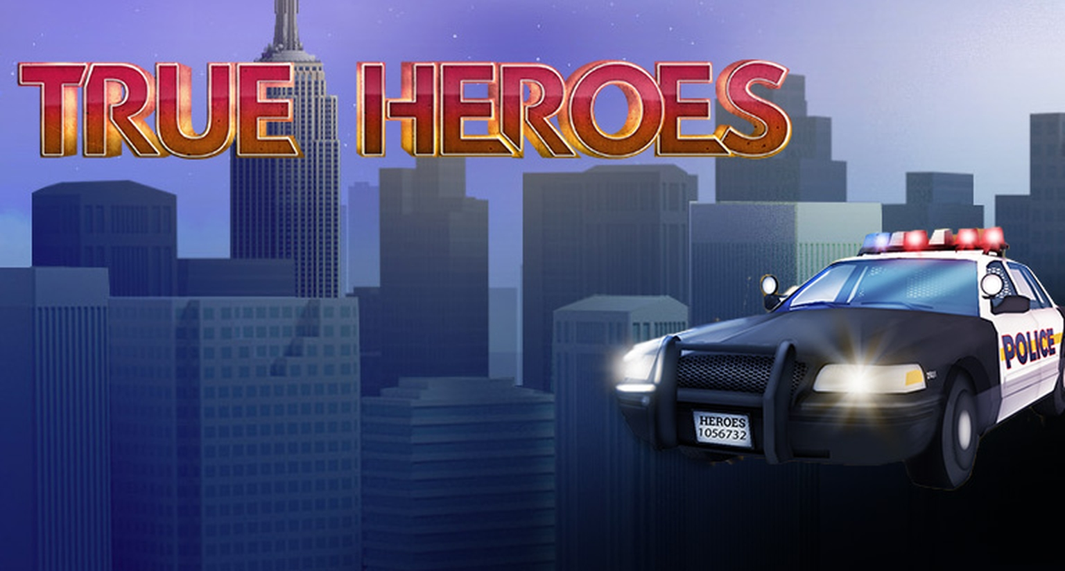 The True Heroes Online Slot Demo Game by Arrows Edge