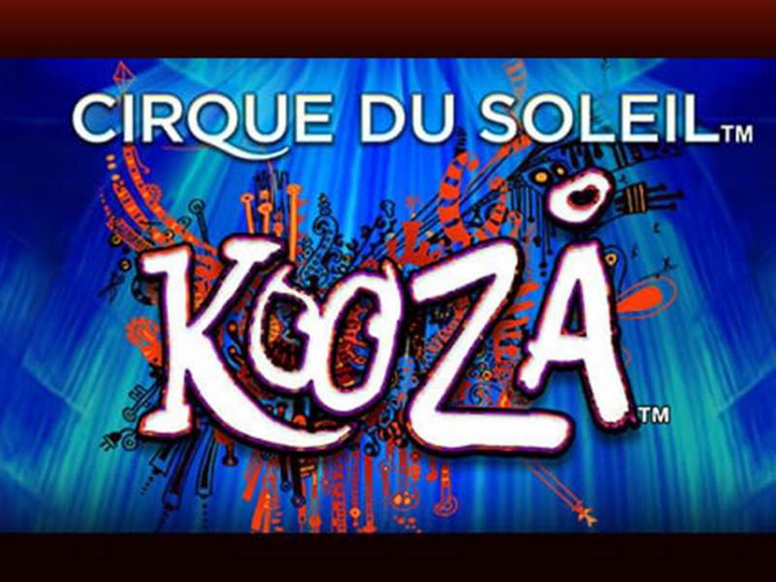 The Cirque Du Soleil Kooza Online Slot Demo Game by Bally Technologies
