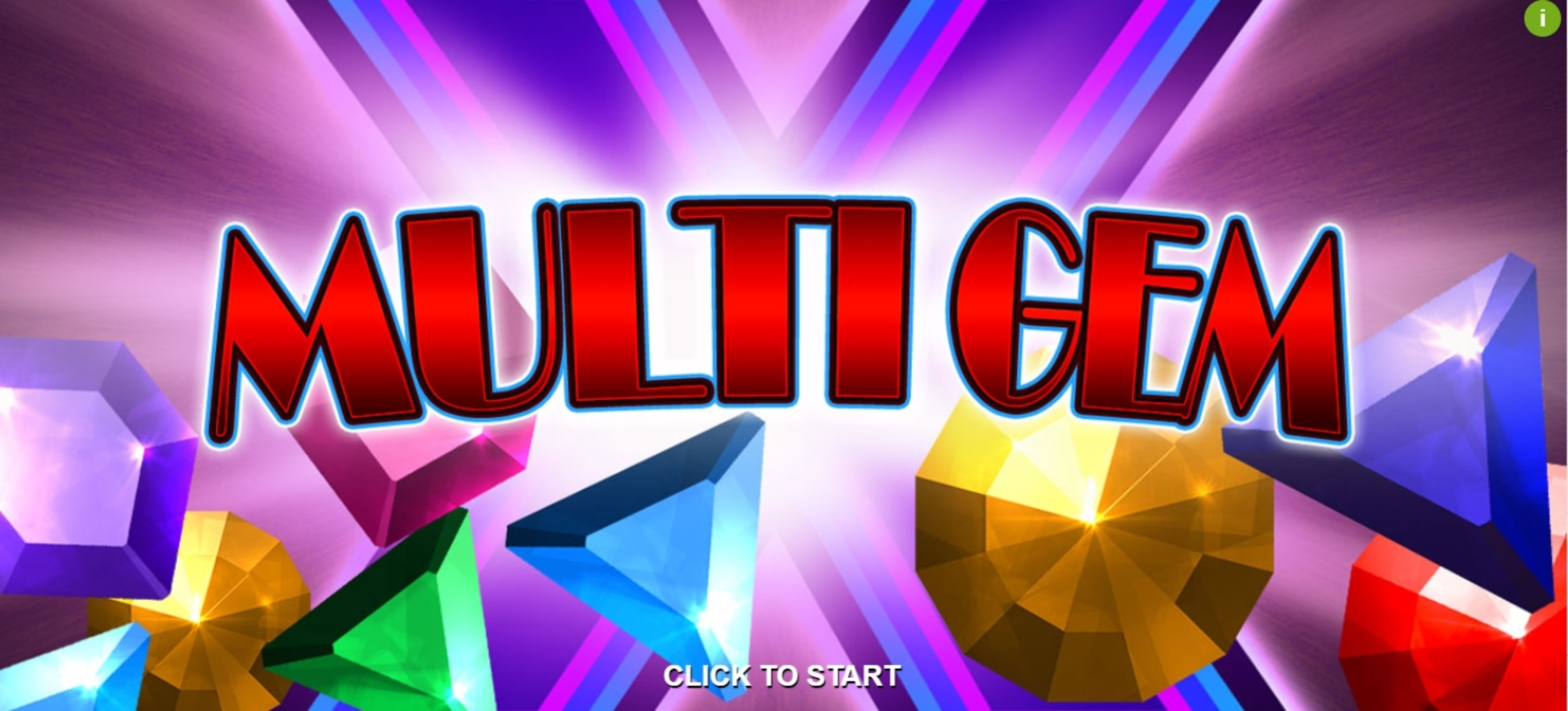 Play Multi Gem Free Casino Slot Game by Bally Wulff