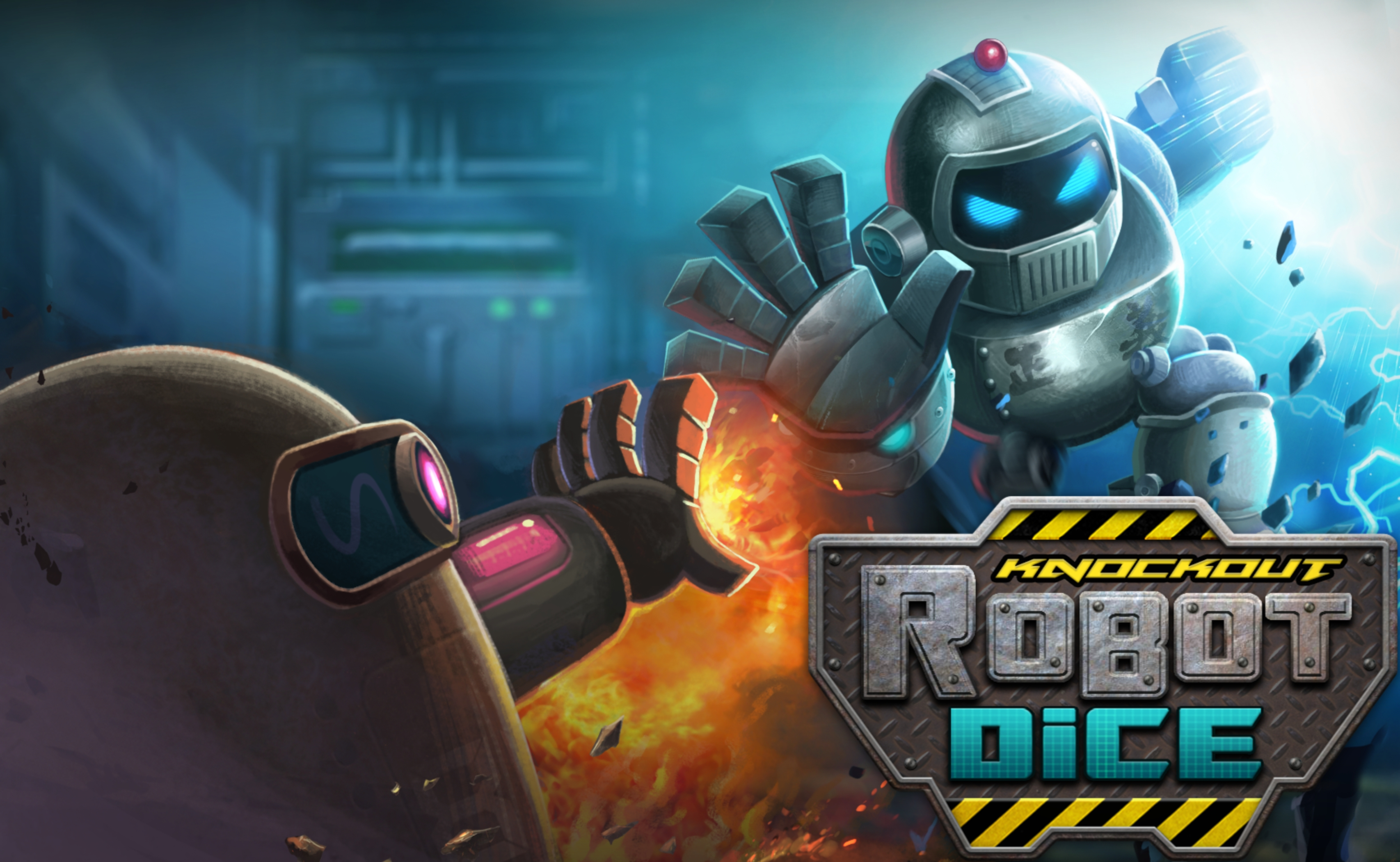 The Robotic Dice Online Slot Demo Game by Banana Whale Studios