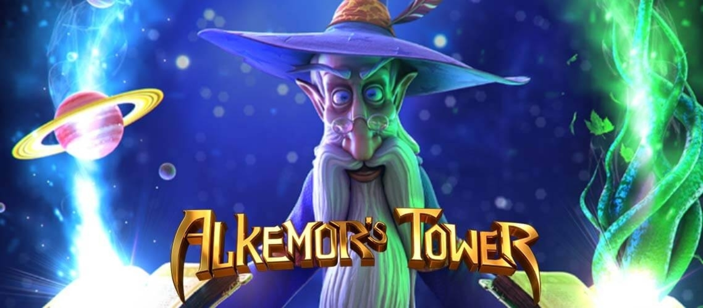 The Alkemors Tower Online Slot Demo Game by Betsoft