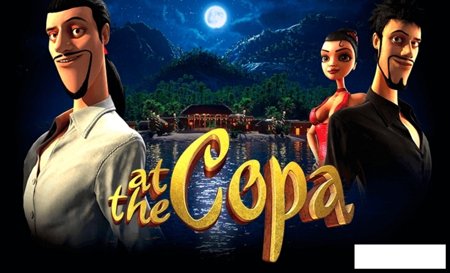 The At the Copa Online Slot Demo Game by Betsoft