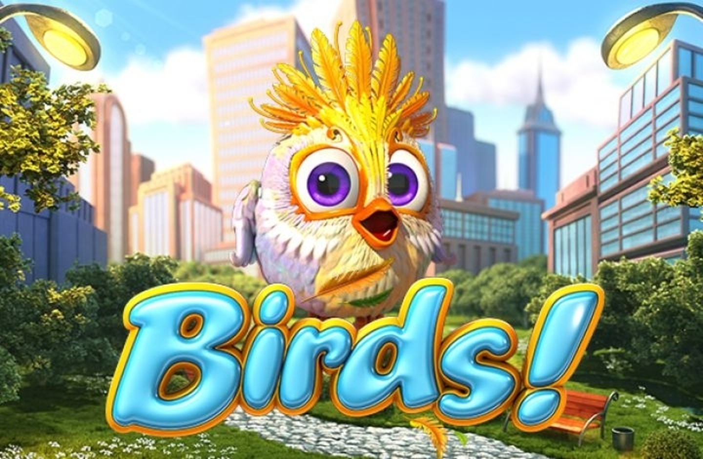 The Birds! Online Slot Demo Game by Betsoft
