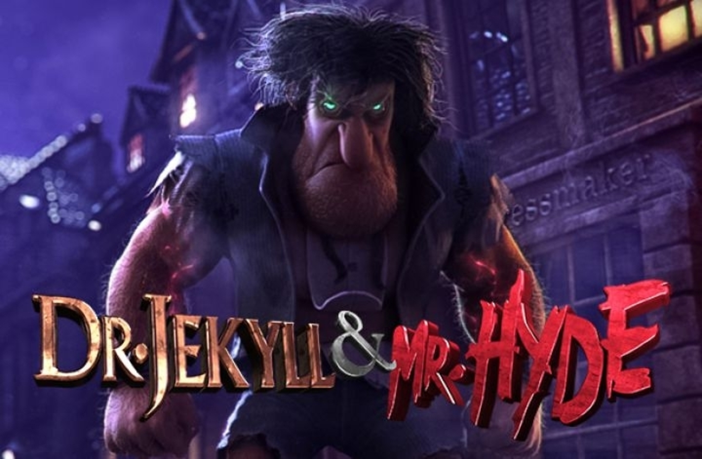 The Dr. Jekyll & Mr. Hyde Online Slot Demo Game by Betsoft