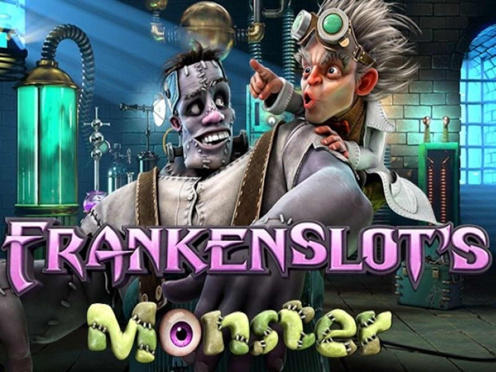 The Frankenslot's Monster Online Slot Demo Game by Betsoft