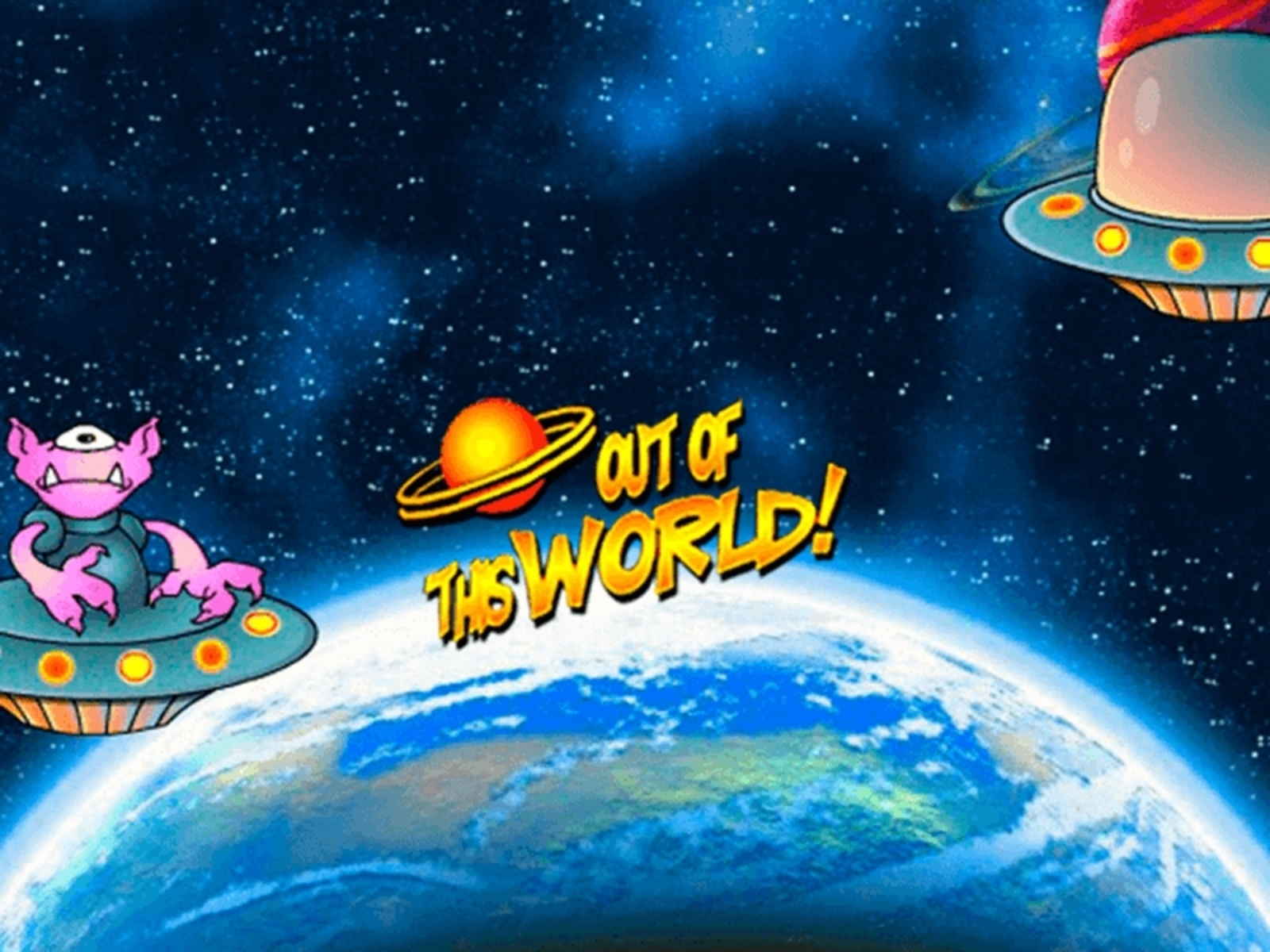 The Out of This World (Betsoft) Online Slot Demo Game by Betsoft