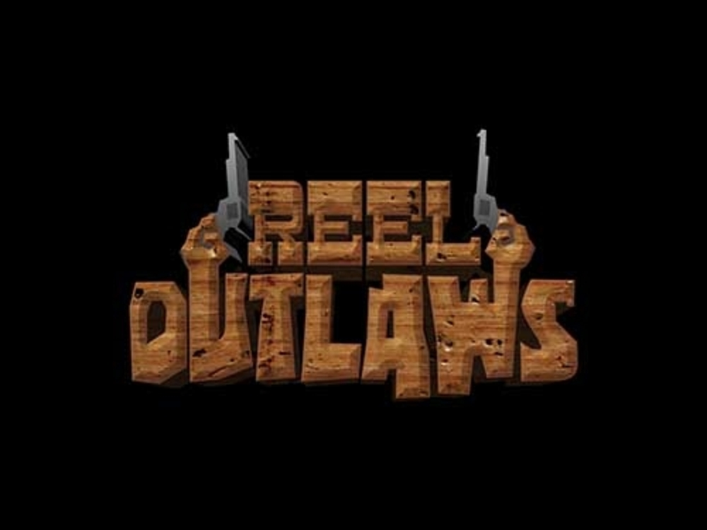 Reels in Reel Outlaws Slot Game by Betsoft