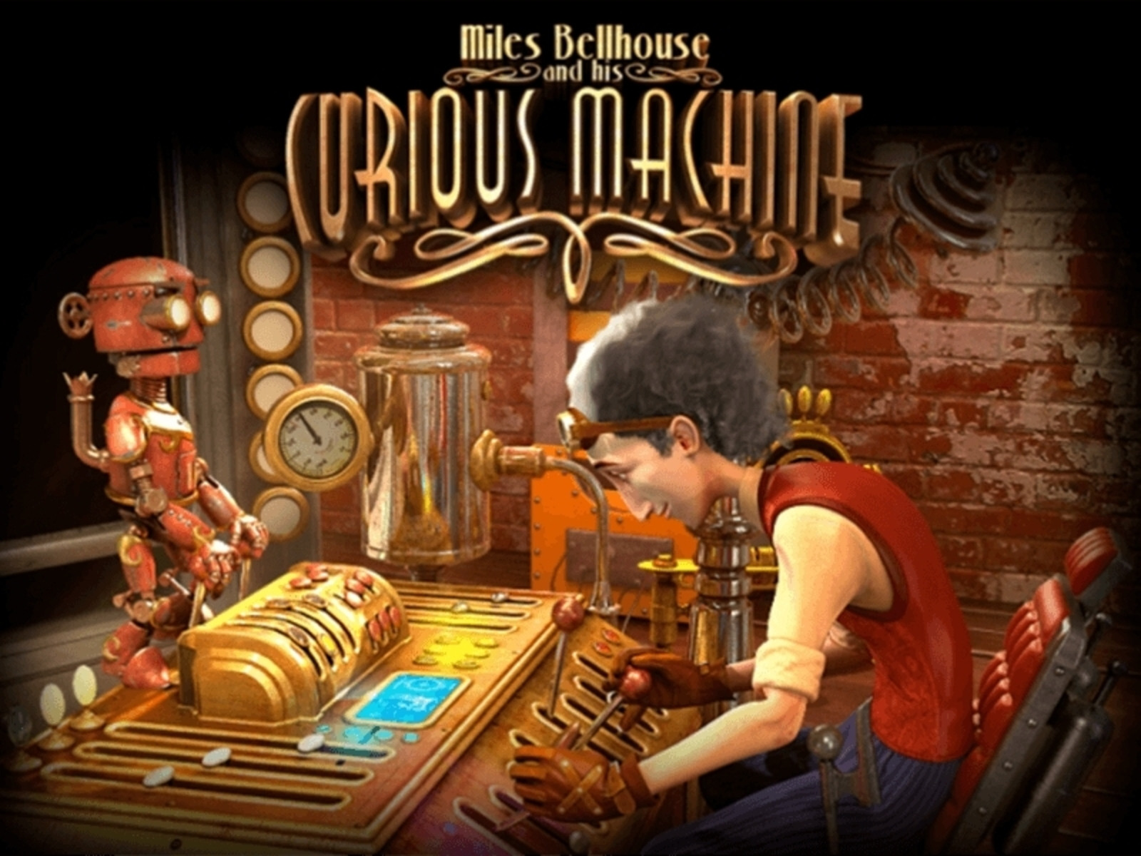 The The Curious Machine Online Slot Demo Game by Betsoft