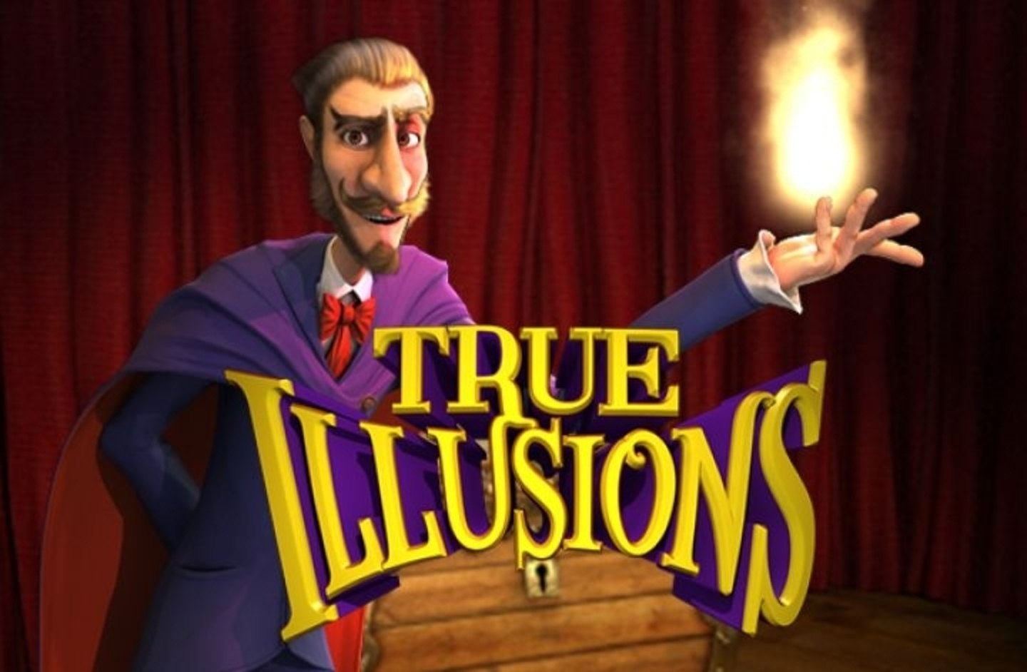 The True Illusions Online Slot Demo Game by Betsoft