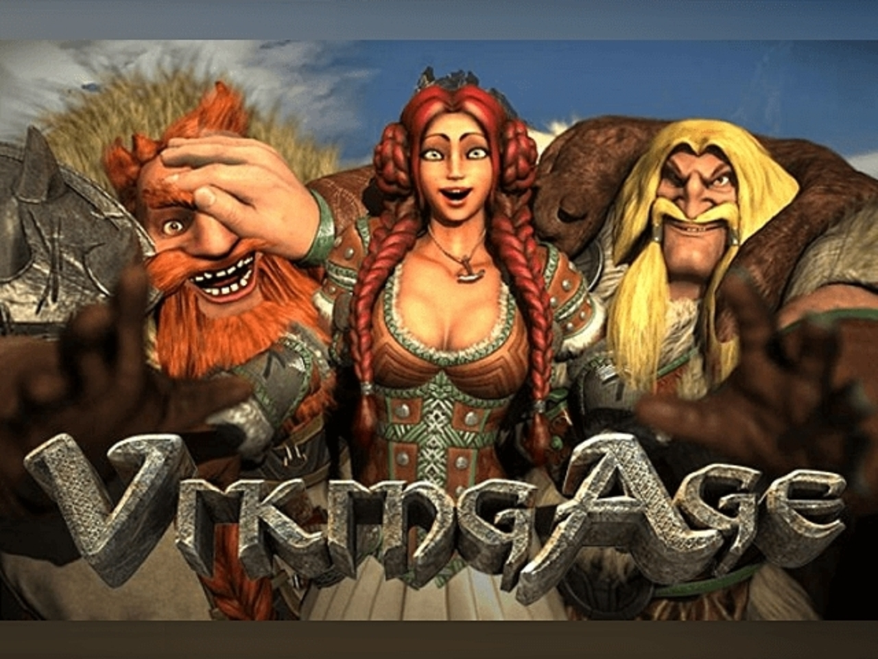 The Viking Age Online Slot Demo Game by Betsoft