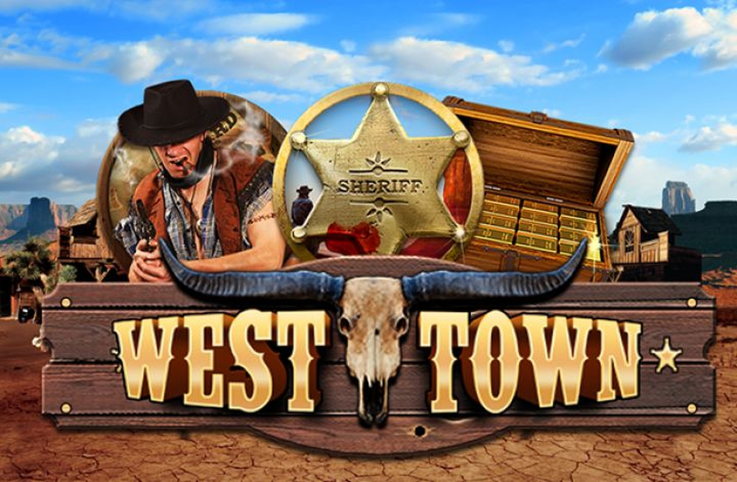 The West Town Online Slot Demo Game by BGAMING