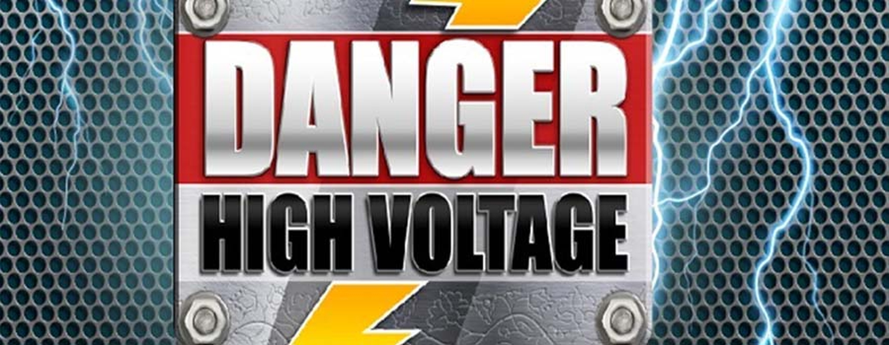 The Danger High Voltage Online Slot Demo Game by Big Time Gaming