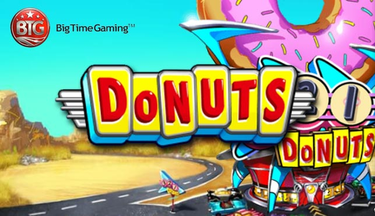 The Donuts Online Slot Demo Game by Big Time Gaming