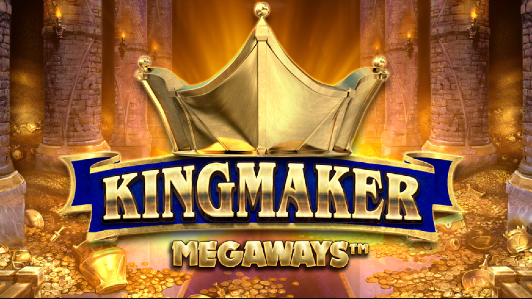 The Kingmaker Online Slot Demo Game by Big Time Gaming