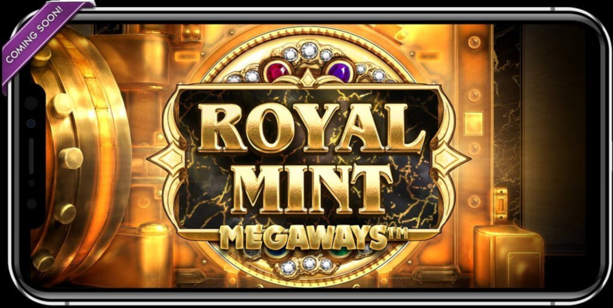 The Royal Mint Megaways Online Slot Demo Game by Big Time Gaming