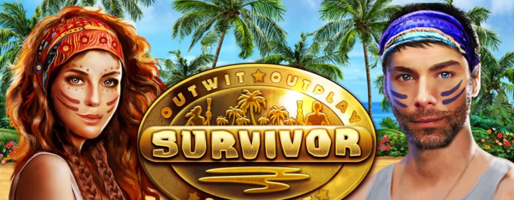 The Survivor Megaways Online Slot Demo Game by Big Time Gaming