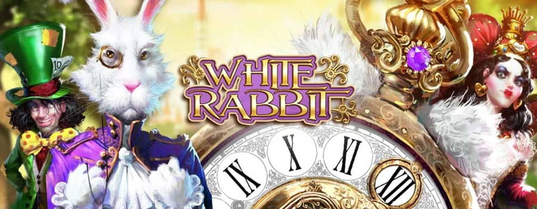 The White Rabbit Online Slot Demo Game by Big Time Gaming
