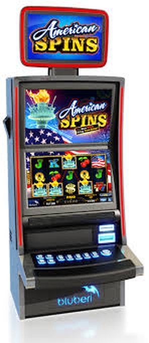 The American Spins Online Slot Demo Game by bluberi