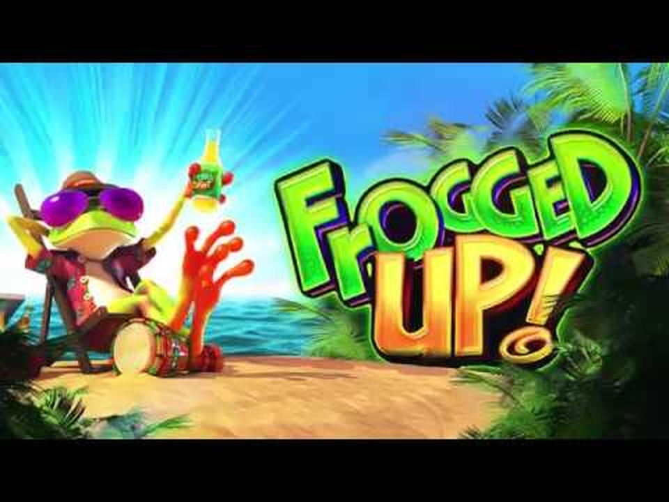 The Frogged up Online Slot Demo Game by bluberi