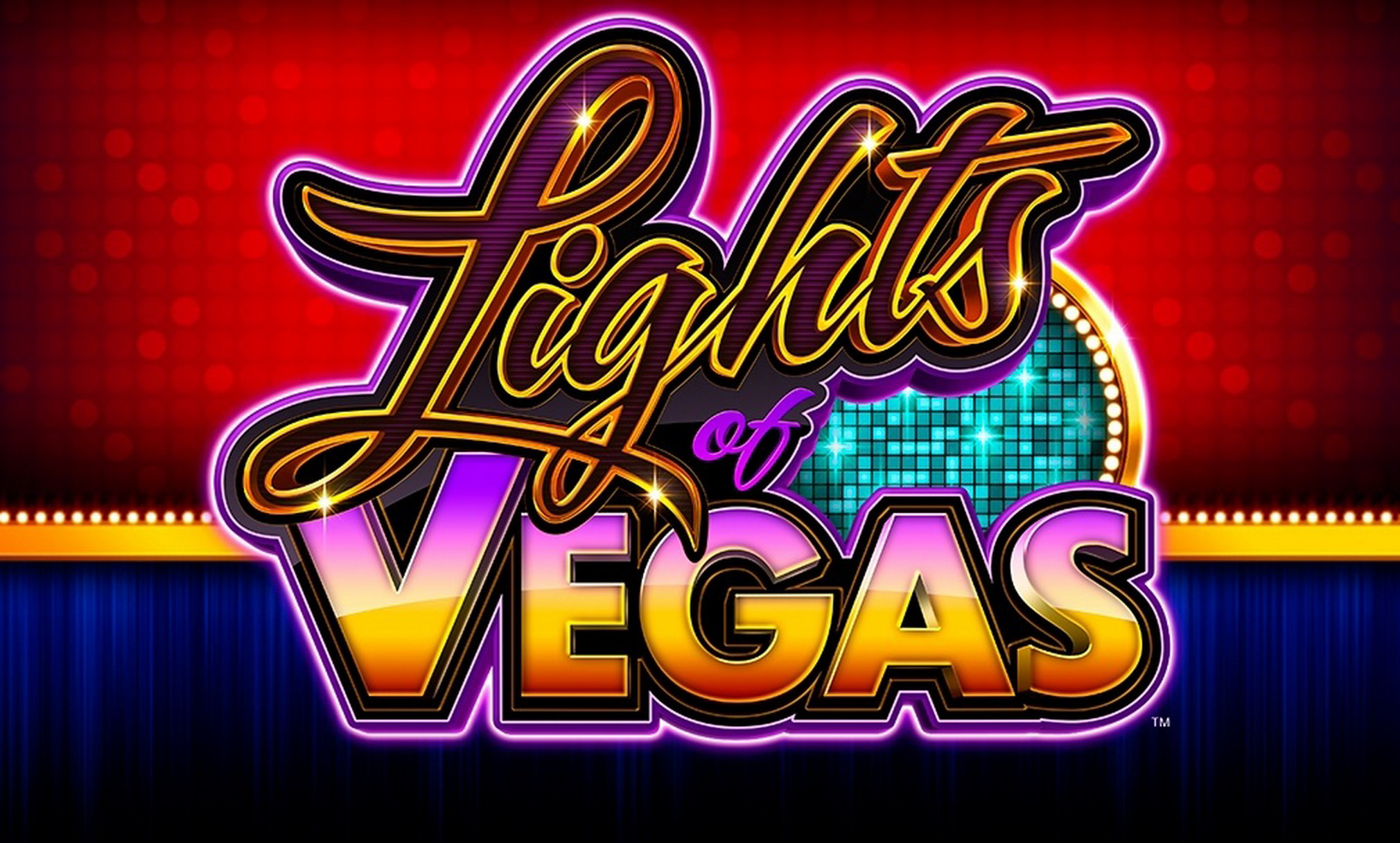 The Lights of Vegas Online Slot Demo Game by bluberi
