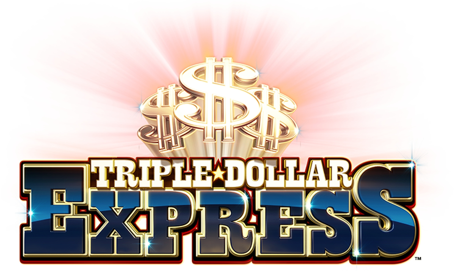 The Triple Dollar Express Online Slot Demo Game by bluberi
