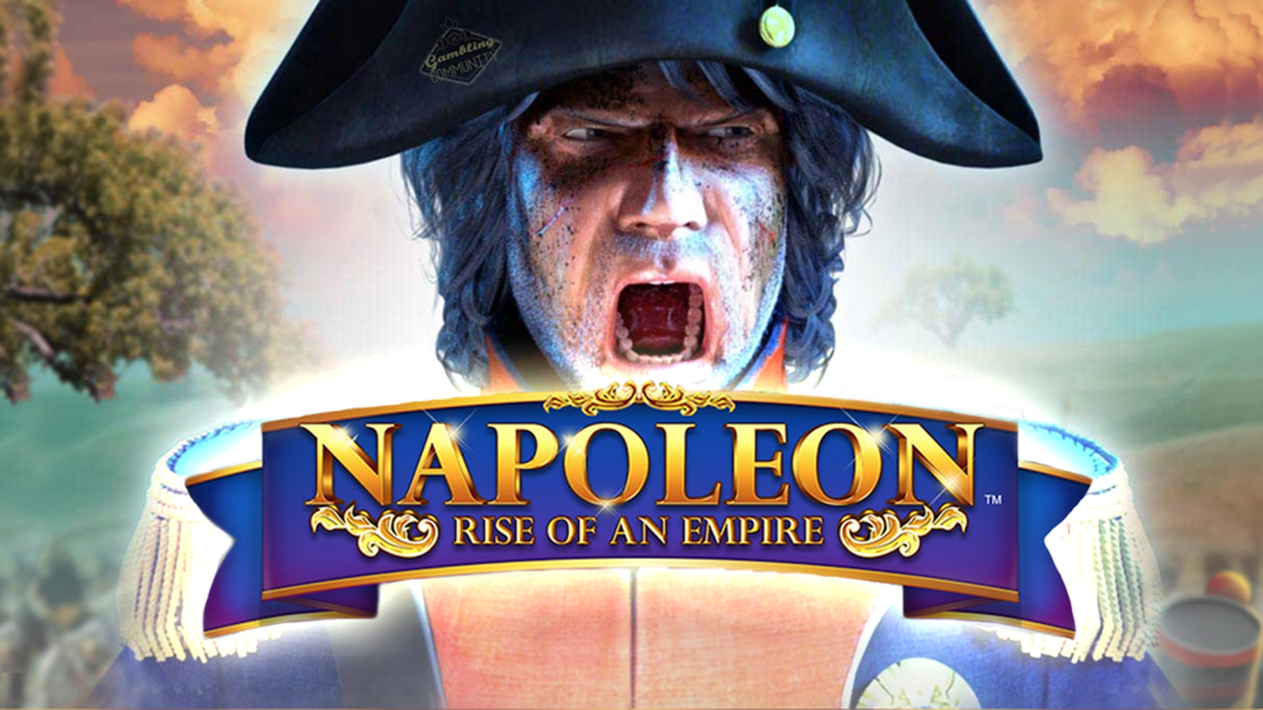 The Napoleon: Rise Of an Empire Online Slot Demo Game by Blueprint Gaming