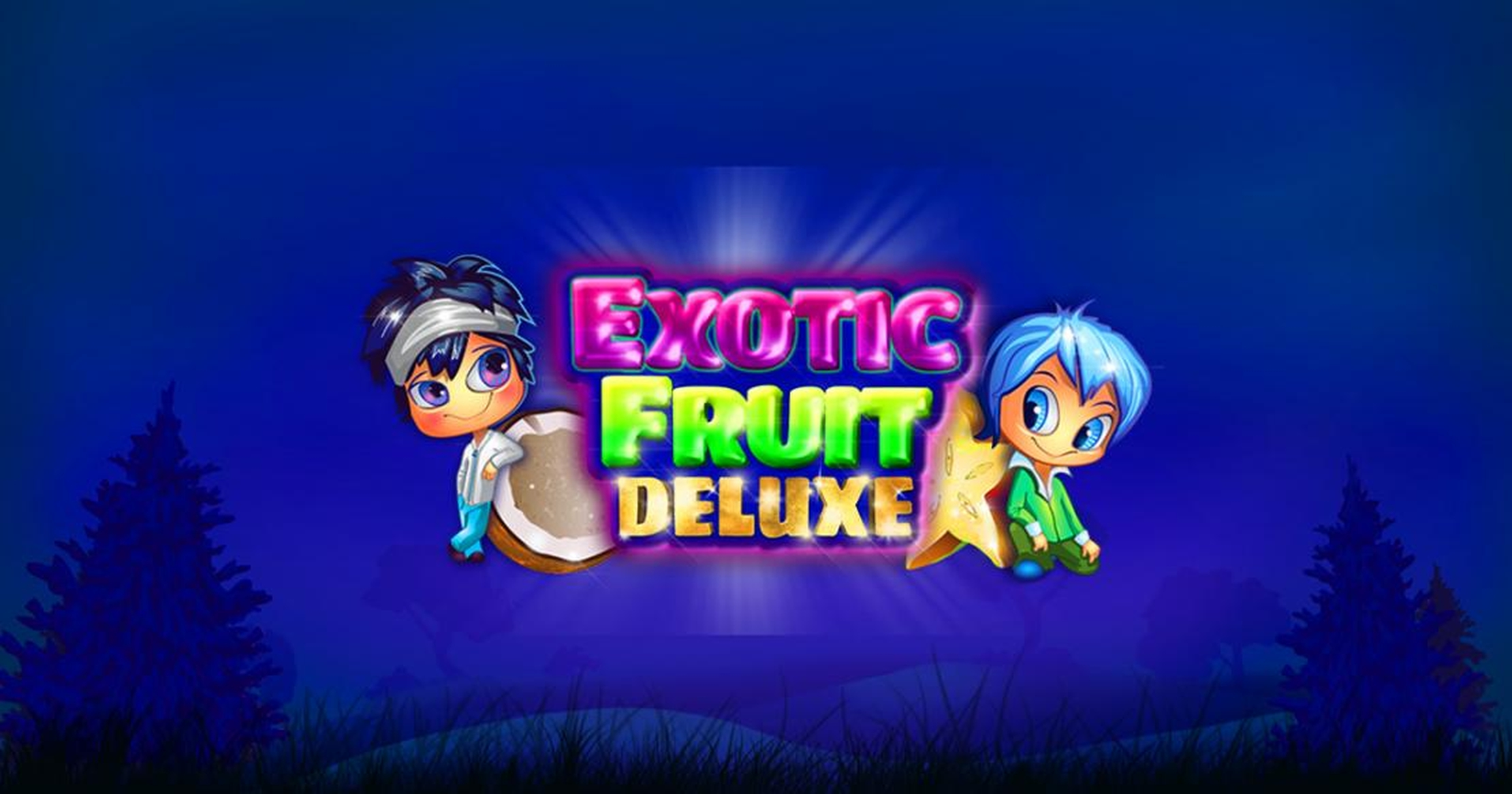 The Exotic Fruit Deluxe Online Slot Demo Game by Booming Games