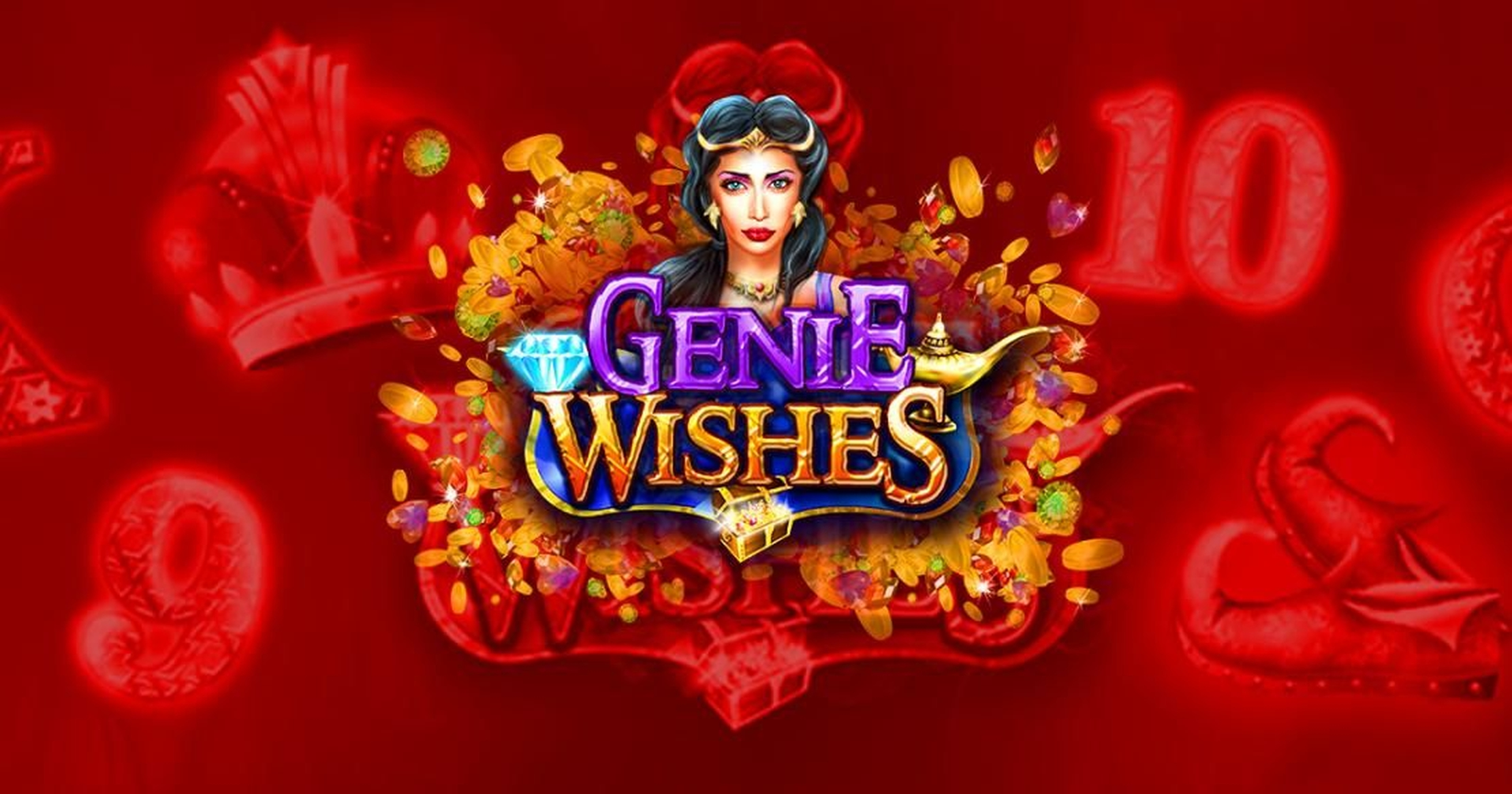 The Genie Wishes Online Slot Demo Game by Booming Games