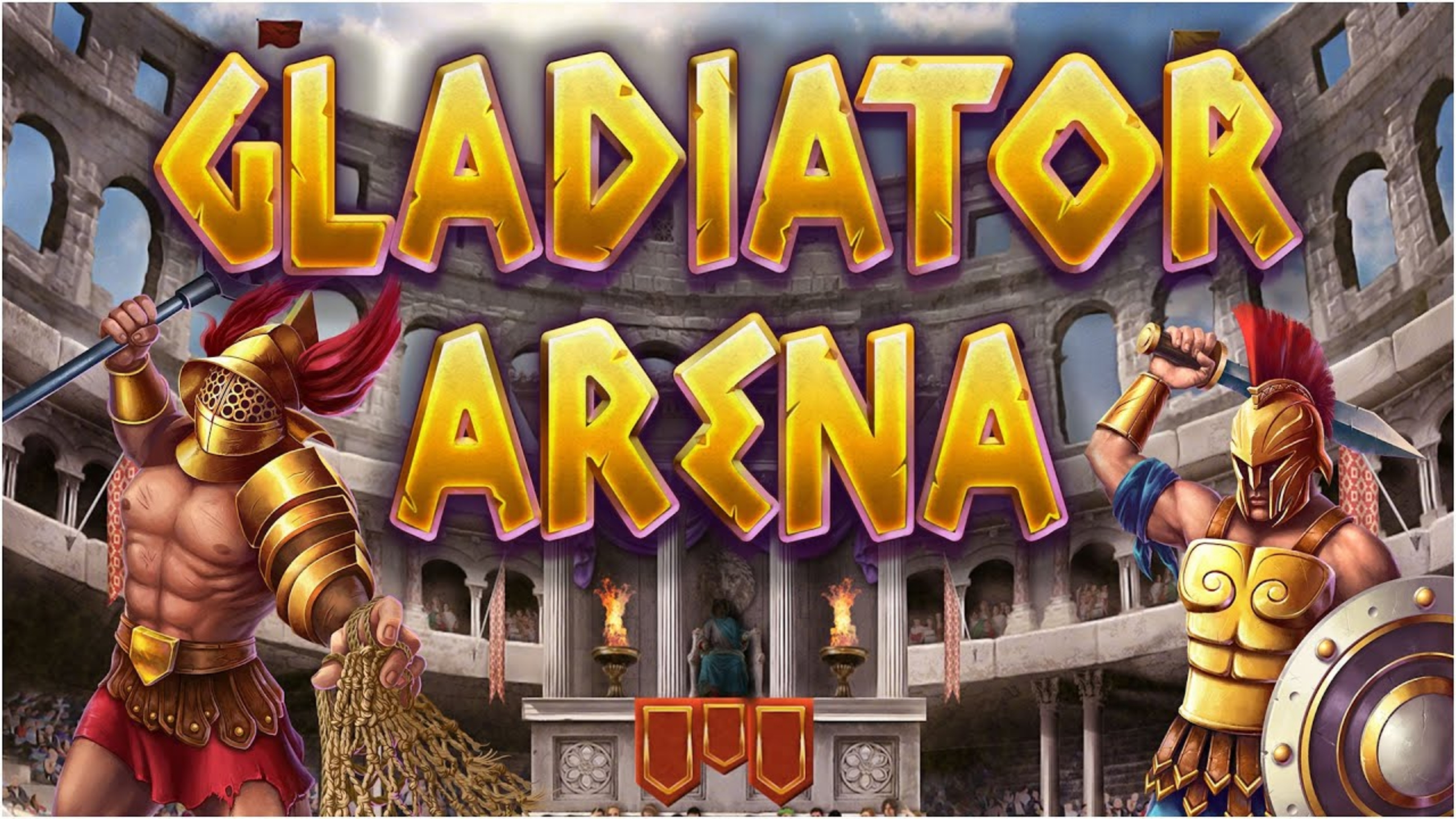 The Gladiator Arena Online Slot Demo Game by Booming Games
