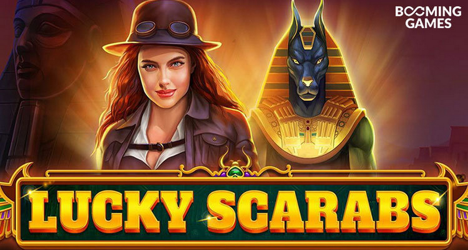 The Lucky Scarabs Online Slot Demo Game by Booming Games