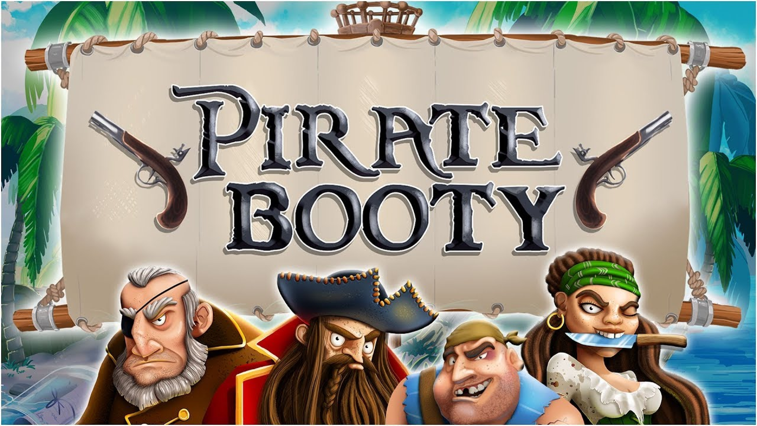 The Pirate Booty Online Slot Demo Game by Booming Games