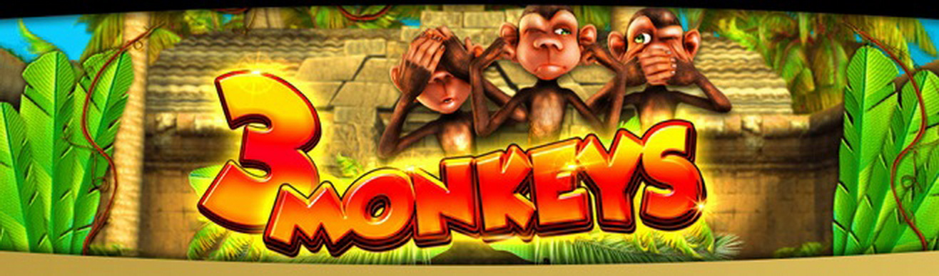The 3 Monkeys (Capecod Gaming) Online Slot Demo Game by Capecod Gaming