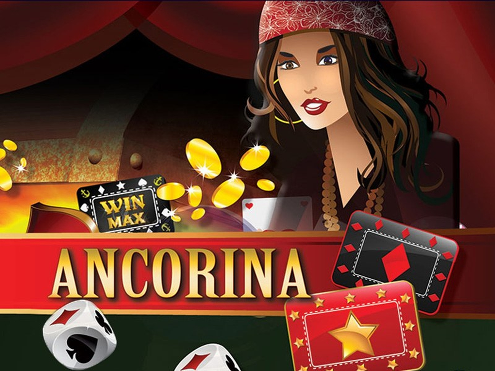 The ANCORINA Online Slot Demo Game by Capecod Gaming