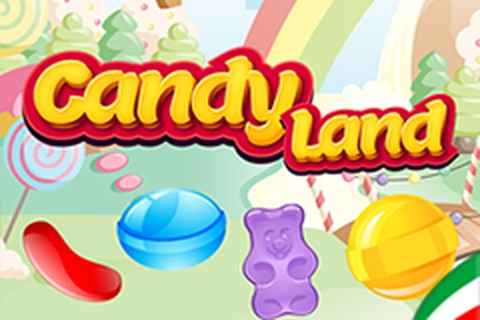 The Candy Land (Capecod Gaming) Online Slot Demo Game by Capecod Gaming