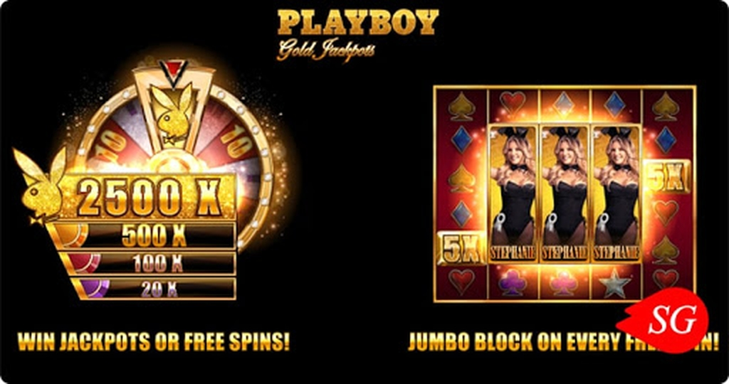 The PLAYBOY (Capecod Gaming) Online Slot Demo Game by Capecod Gaming