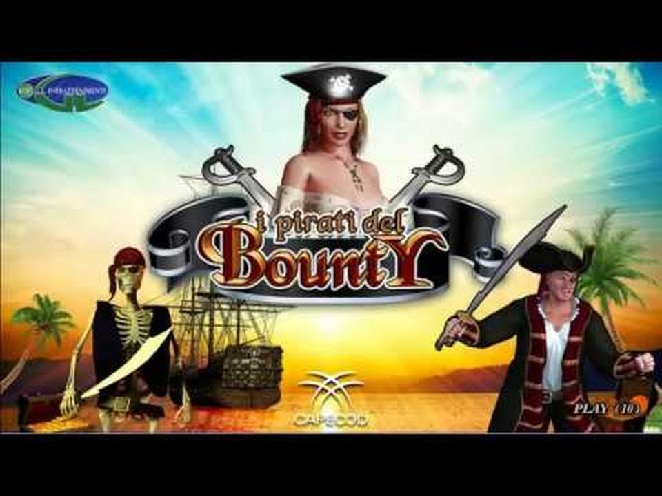 The Pirate's Bounty Online Slot Demo Game by Capecod Gaming