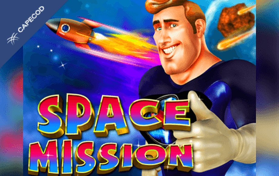 The Space Mission Online Slot Demo Game by Capecod Gaming
